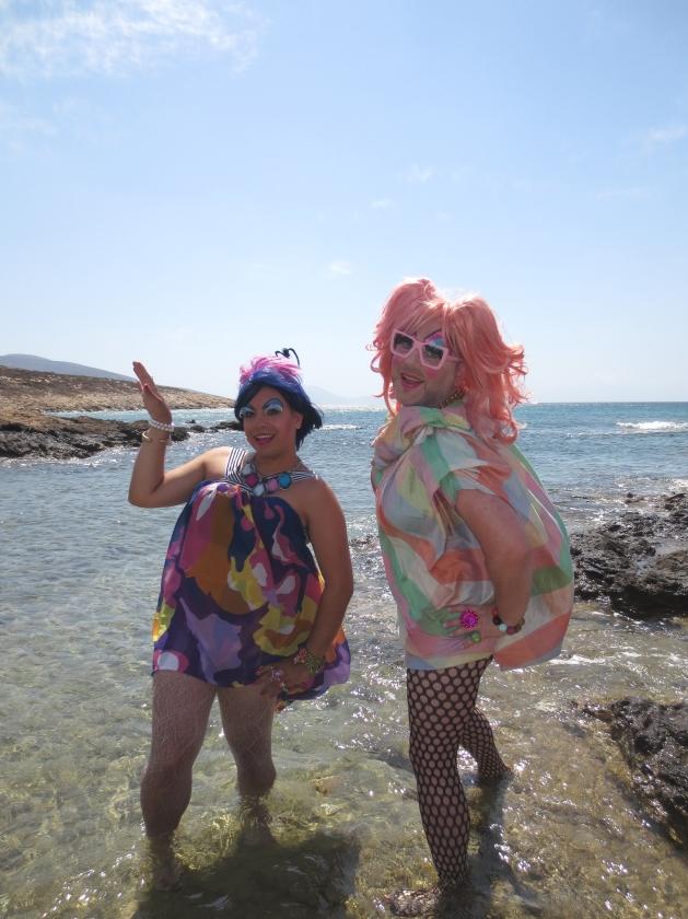 Sea urchin time