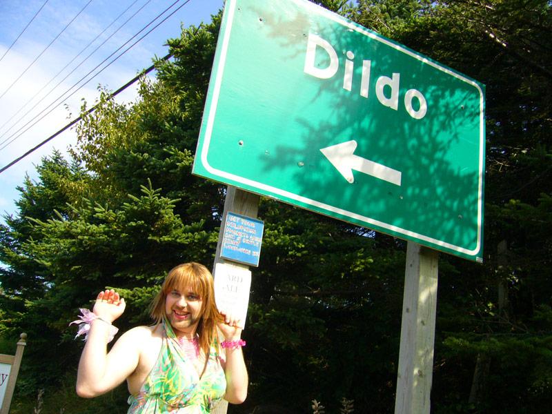 Bring me to Dildo, please