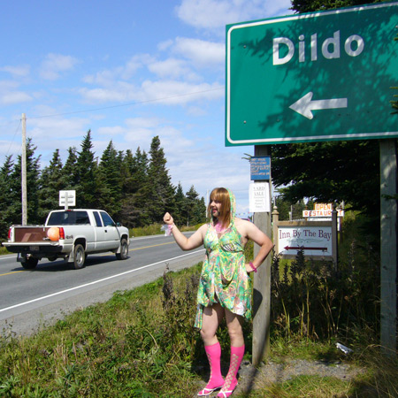 Hitchhiking to Dildo