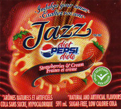 All That Jazz: Strawberry and Cream